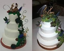 wedding cake replica etsy