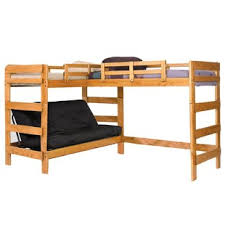 Bunked Beds Bunk Beds With Desk Wayfair