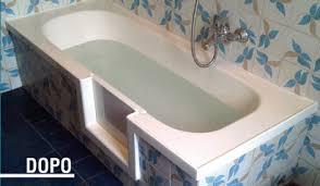 vasche da bagno con seduta vasca con sportello vascapoint la comodita senza il minimo