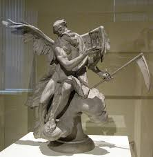 Greek God Statues File Ignaz Guenther Chronos Um1765 75 1 Jpg Wikimedia Commons