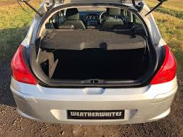 peugeot 308 trunk used silver peugeot 308 for sale essex
