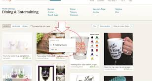 bridal registry website how to add etsy to your wedding registry eymbellish designs