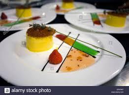 nouveau cuisine nouvelle cuisine desserts stock photo 21948003 alamy