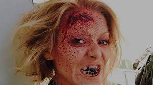 cougar makeup for halloween celebrity halloween costumes 2014 a photo roundup la times
