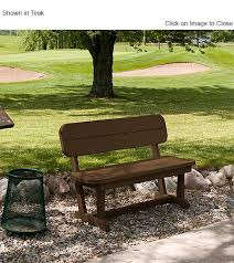 Commercial Grade Outdoor Furniture Polywood Pb48 Commercial Grade Outdoor Bench Polywood Furniture
