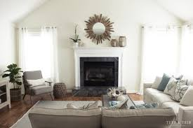 home decorating ideas for living room with photos coastal contemporary living room reveal tuft u0026 trim