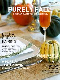 thanksgiving beer recipe purely fall magazine by purely elizabeth issuu