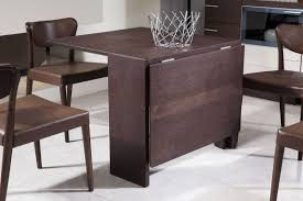 Kitchen Table With Fold Down Sides Dining Table Fold Down Sides