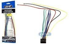 kenwood wiring harness ebay