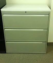 Lateral Filing Cabinets For Sale Used Knoll Caliber 3 Drawer 36 Inch Wide Lateral File Cabinets