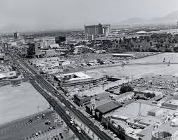 Map Of Fremont Street Las Vegas by Implosions