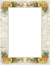 frame clipart friendship pencil and in color frame clipart
