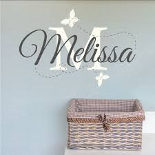 wall art design ideas melisa childrens name wall art for nursery melisa childrens name wall art for nursery contemporary simple stickers brown unique square rectangle brown butterfly