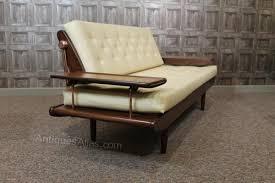 antiques atlas vintage teak greaves u0026 thomas sofa bed