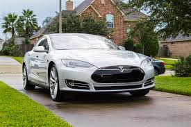 can you get a new car with no credit review tesla motors all electric model s is fast but is it a