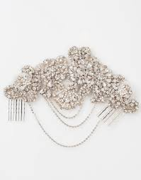 20 fabulous deco bridal hair accessories chic vintage brides