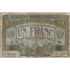 chambre de commerce 13 region provencale chambre de commerce de marseille 1 franc 1922
