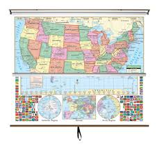 World Wall Map by Map Specialty Marketplace