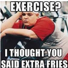 Fitness Meme - exercise funny gym meme