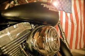 Harley Davidson Flags Eme Harley Davidson W American Flag