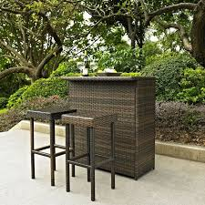 Garden Bar Stool Set by Best 25 Patio Bar Set Ideas On Pinterest Bar Plans Outdoor Bar