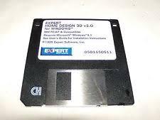 Home Design 3d Expert by Ibm Floppy 3 5