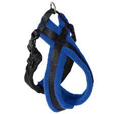 Comfort Flex Dog Harness Dog Games Original Fleece Lined Dog Harness Solid Colors
