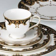 style house china baroque baroque dinnerware by marchesa my home