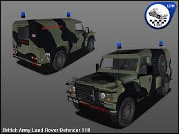 land rover 1992 british army land rover defender 110 image london 1992 mod for