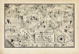 Yale Map A Journey Through The Harlem Renaissance In Maps Manuscripts And Art