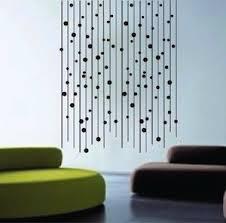 Modern Line Dot Wall Decals  Wall Art From Trendy Wall Designs - Design wall decal