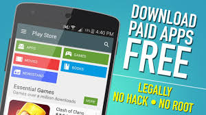 how to get on android top 5 best android apps to get paid apps for free