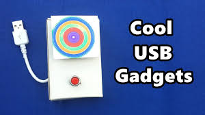 Cool Home Gadgets 4 Cool Usb Gadgets You Can Make At Home Diy Tutorials Youtube