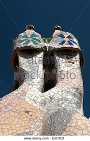 chimney pots spain stock photos chimney pots spain stock images