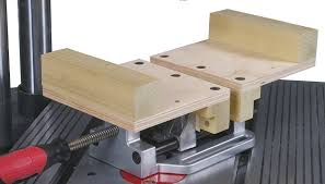 shopsmith accessory vise jaws