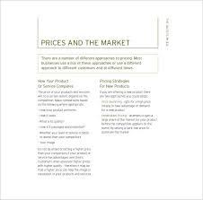 sales plan pdf business plans samples pdf restaurant business