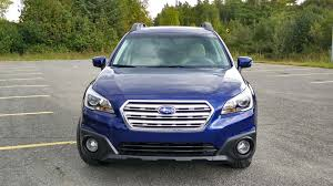 subaru outback touring 2018 2017 subaru outback 2 5i touring test drive review