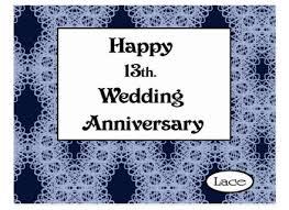 13th anniversary ideas 11 13th wedding anniversary gift ideas happy 13th wedding