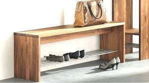shoe rack entryway entryway shoe rack bench beautiful narrow bench with storage