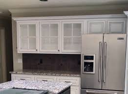 white kitchen cabinet with glass doors using glass kitchen cabinets to their strengths cabinet