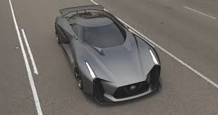 bentley 2020 nissan 2020 vision gran turismo concept could predict next gt r