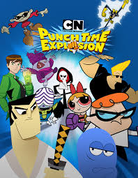 network punch time explosion the sequel punch time explosion xl by drocknation on deviantart