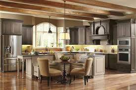 custom kitchen islands that look like furniture cheap semi custom cabinets home design by fuller