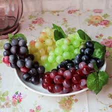 Grapes Home Decor Compare Prices On Grape And Apple Decoration Online Shopping Buy