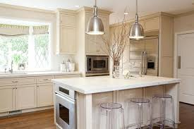 White Kitchen Cabinets With Gray Granite Countertops White Kitchens With Granite Countertops White Cherry Wood Kitchen