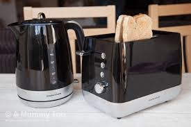 Morphy Richards Toaster Cream Closed Win A Morphy Richards Chroma Black 2 Slice Toaster And