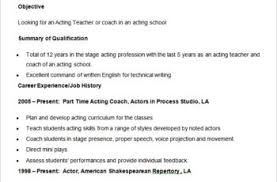 Coaching Resume Sample by Nurse Resume Template And General Resume Writing Tips