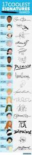 the 17 coolest signatures of famous people past and present