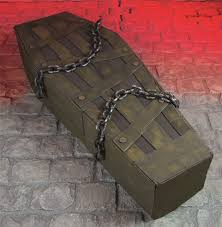 ebay halloween props halloween coffin celebrations u0026 occasions ebay