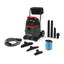 home depot black friday shop vac ridgid 14 gal 2 stage commercial wet dry vac rv2400a the home depot